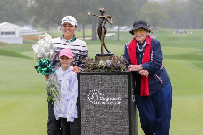LPGA, Founders Cup 21, Mountain Ridge, Jin Young Ko,