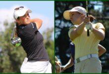 María Parra y la amateur Teresa Toscano acceden a la Fase Final de la Escuela del LPGA Tour (Q-Series)