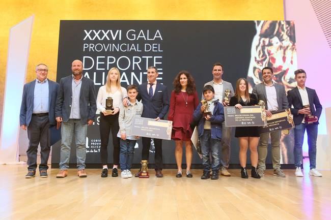 El ADDA acoge el 18 de octubre la Gala de Entrega de los Premios Provinciales del Deporte de Alicante