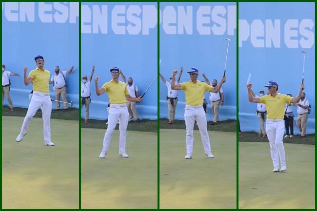 Putt Rafa Open de España 3