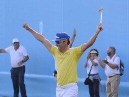Así se repartió el millón y medio de euros en el Open de España. Para el campeón Rafa Cabrera…