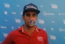 Rafa Cabrera Bello vuelve por sus fueros y ya es líder en Madrid: «El jamón engrasa el cuerpo bien»