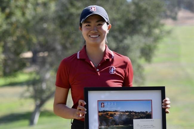 Stanford se frota las manos con la estrella que llega: Rose Zhang, número 1 amateur y 3/3 triunfos