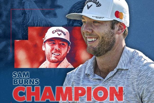 Sam Burns, PGA Tour, CC of Jackson, Sanderson Farms,