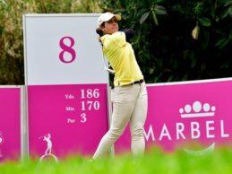Tres malagueñas se suman al Andalucía Costa del Sol Open de España a celebrar en Los Naranjos GC