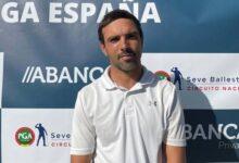 Juan Salama primer líder en el XXXIII Campeonato de la PGA de España que se disputa en La Zapateira